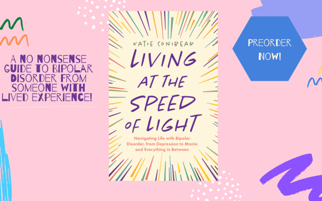 I've Written A Book! Writing 'Living At The Speed Of Light'